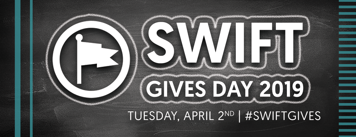 Swift Gives Day